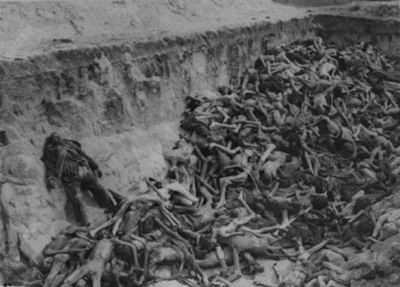 Nazi atrocities - Belsen
