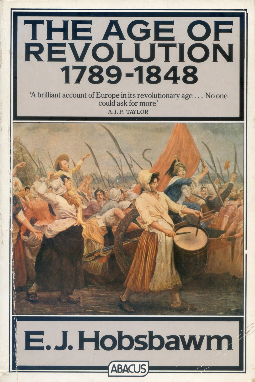 the age of revolutions This course will introduce you to the history of the age of revolutions in the atlantic world from 1776 to 1848 you will learn about the revolutionary upheavals that took place in the americas and europe during this period.