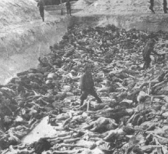 Italian genocide in Ethiopia
