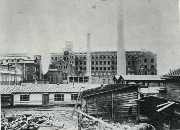 Nevsky Cotton Mill