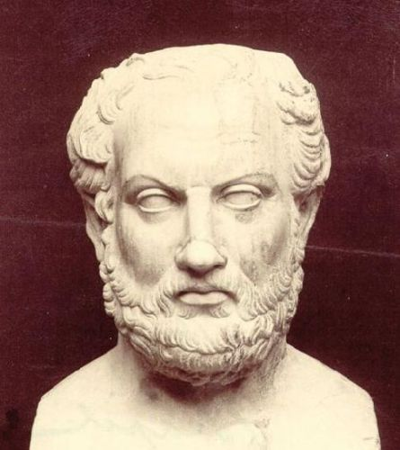 the life of thucydides the great historian of ancient greece The spartans of ancient greece are famed for their martial  history of ancient sparta  even the ancient writer thucydides predicted that sparta's ruins would.