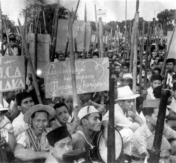 Javanese revolutionaries, 1946
