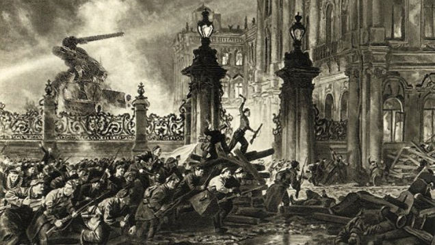 Edexcel AS exam revision – the October Revolution   The Rational ...