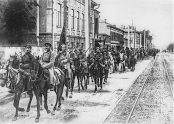 Red Army Cavalry
