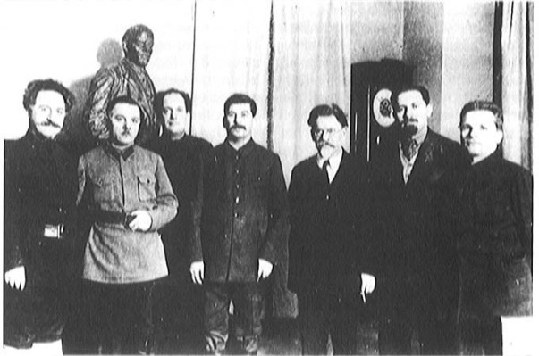 Stalin's 50th birthday party, 1929