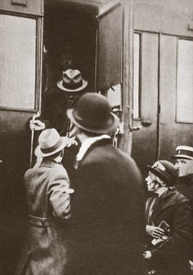 Trotsky sent into internal exile in Kazakhstan, January 1928